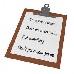 Marathon Tips and Advice