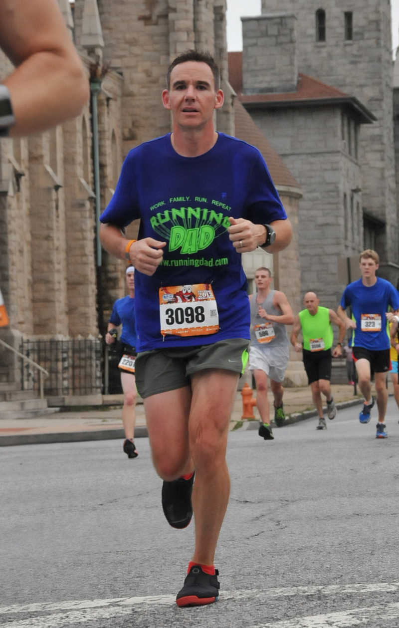 2013 Baltimore Marathon Review