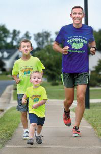 Dad Looking For Runners, Walkers Up For Big Challenge
