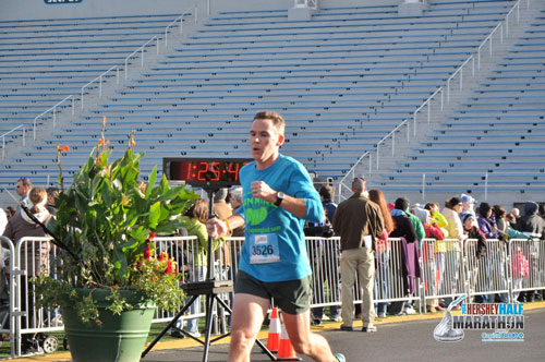 Hershey Half Marathon Race Review