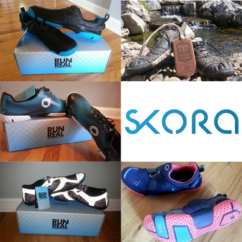 Shoe review - The entire SKORA lineup