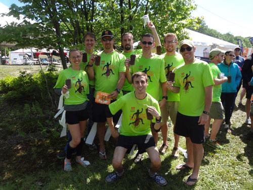 Ragnar Trail Relay 2014 – The Appalachians – West Virginia