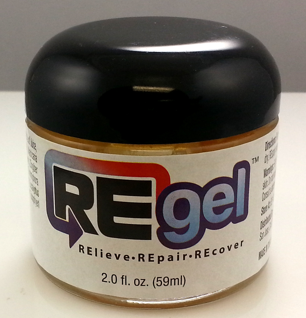 REgel – All-Natural Pain Relief Gel