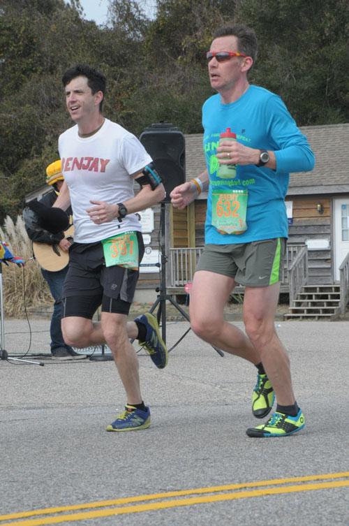 Running Dad – Benjay Kempner