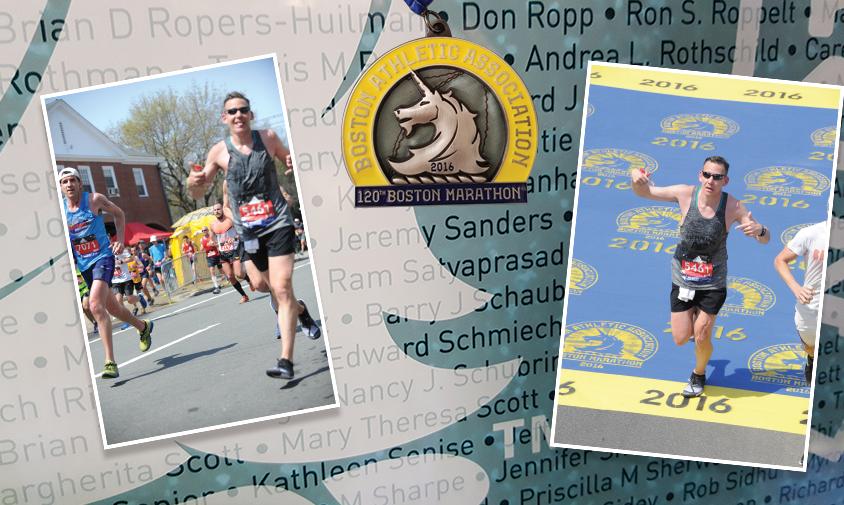 Race Recap – 2016 Boston Marathon