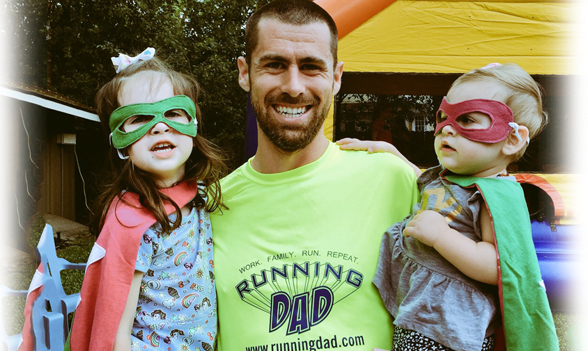 RUNNING DAD UPDATE – Calum Neff