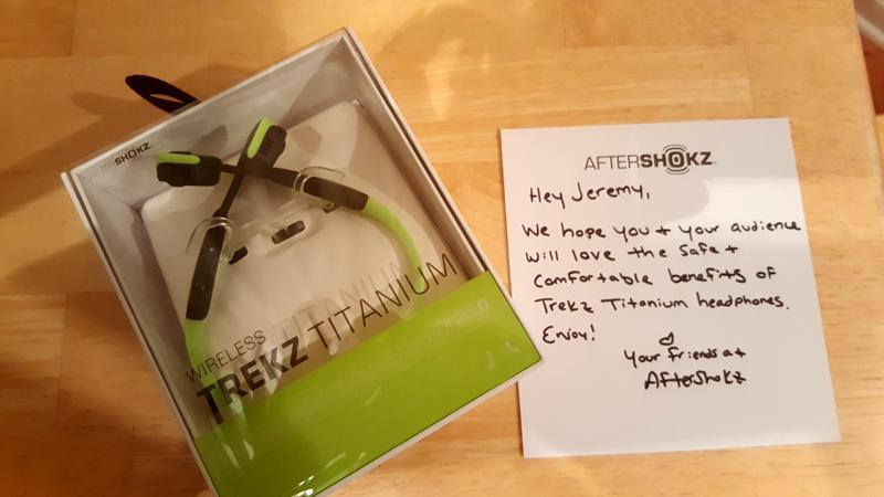 Aftershoks in their packaging