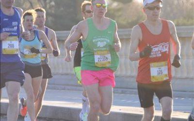 2017 Cherry Blossom 10 Miler Race Recap