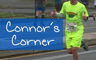 Connor's Corner – Going to Boston