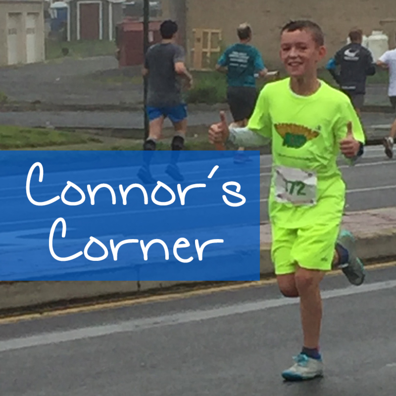 Connor's Corner – Going to Boston