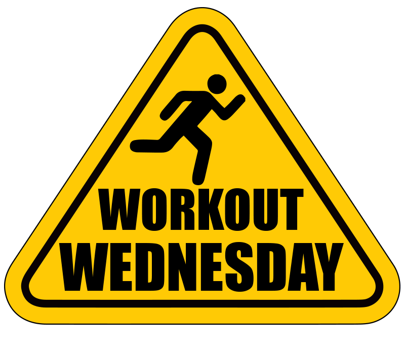 Workout Wednesday – What Goes Up …