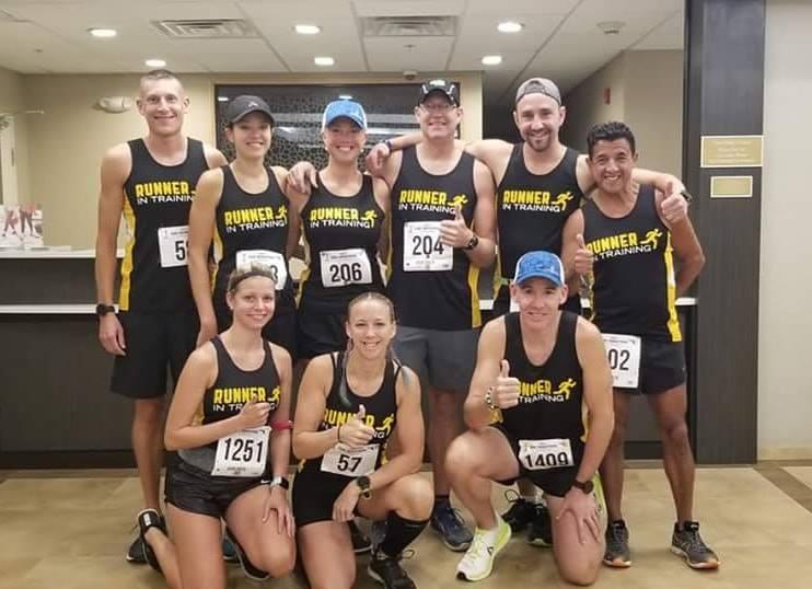 Erie Marathon Race Recap