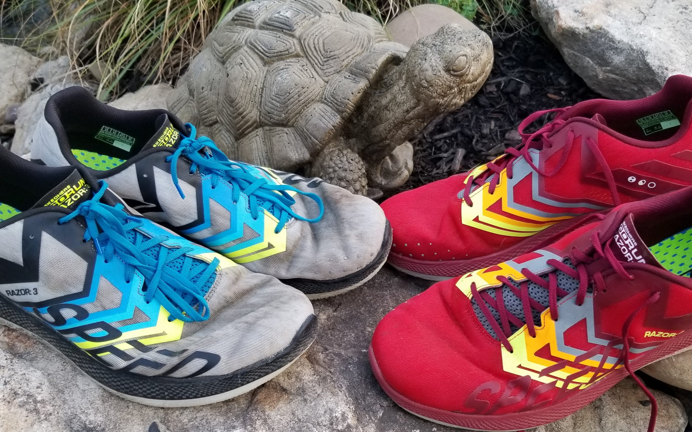 skechers go run 3 running shoes