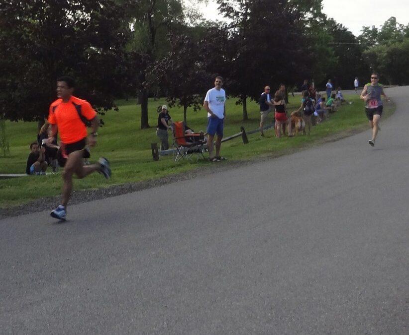 Sprinting Form Different from Regular Running Form?